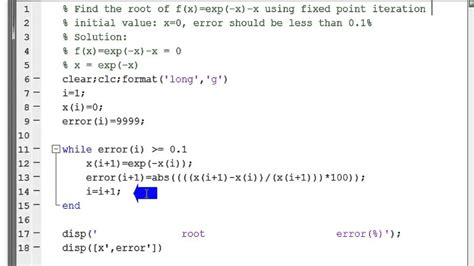 Write a program in c to implement bisection method jpg 1280x720
