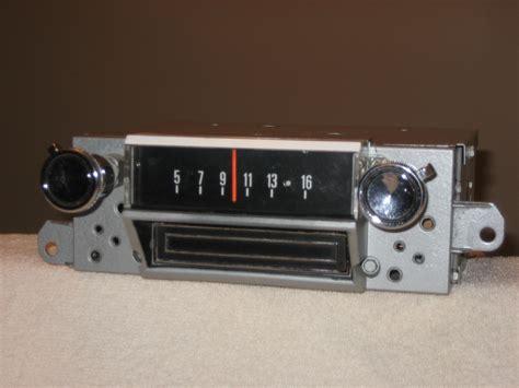 Vintage auto radio restoration jpg 2816x2112
